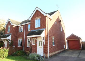 Thumbnail 3 bedroom property to rent in Poppy Close, Worlingham