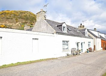 Thumbnail 2 bed semi-detached house for sale in Rockfield, Tain