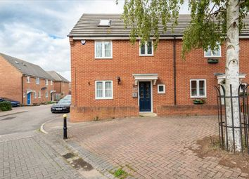 3 bed end terrace house for sale in Maylam Gardens, Wises Lane, Sittingbourne ME10