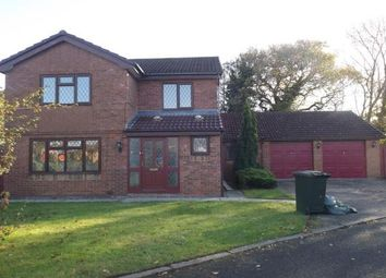 Thumbnail 4 bed detached house to rent in Linden Close, Great Sutton, Ellesmere Port