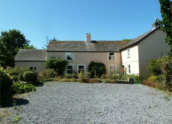 Thumbnail 4 bed detached house for sale in Tyhir, St Dogmaels, Cardigan, Pembrokeshire