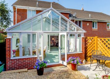 Thumbnail 3 bed end terrace house for sale in Broadleaze, Bristol, City Of Bristol