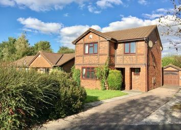 Thumbnail 4 bed detached house for sale in Inglewood Close, Birchwood, Warrington, Cheshire