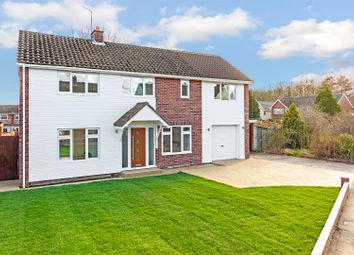 Thumbnail 4 bed detached house for sale in Chestnut Avenue, Gosfield, Halstead