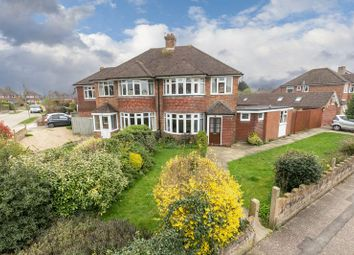4 bed semi-detached house for sale in Willowbed Avenue, Chichester PO19