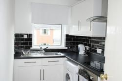 Thumbnail 1 bed flat to rent in Mayfield Place, Carluke