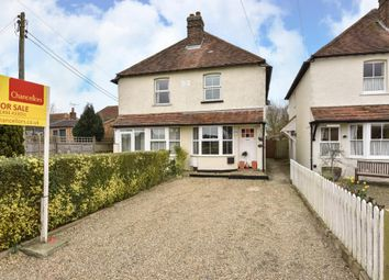 Thumbnail Semi-detached house for sale in Fagnall Lane, Winchmore Hill, Amersham