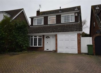 Thumbnail 4 bed detached house to rent in Pound Lane, Basildon, Essex