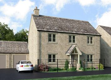 "Thumbnail 4 bed detached house for sale in ""Amberley"" at Quercus Road, Tetbury"