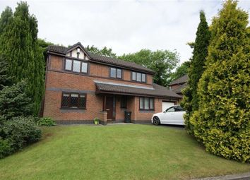 Thumbnail 3 bedroom detached house for sale in Kibbles Brow, Bromley Cross, Bolton