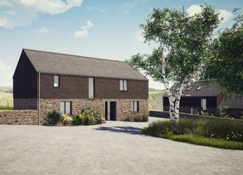 Hustyns, Wadebridge PL27. 4 bed detached house for sale