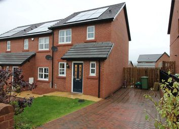 Thumbnail 2 bed end terrace house for sale in 44 Meadow Close, Lazonby, Penrith, Cumbria