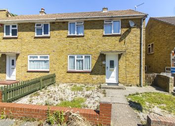 Thumbnail 2 bed semi-detached house for sale in Shipman Avenue, Canterbury
