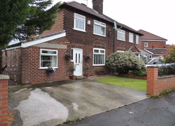 Thumbnail 3 bed semi-detached house for sale in Wythburn Road, Heaviley, Stockport