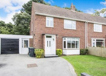 Thumbnail 3 bedroom semi-detached house for sale in Highcliffe, Christchurch, Dorset