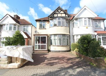 3 bed semi-detached house to rent in Princes Avenue, London NW9