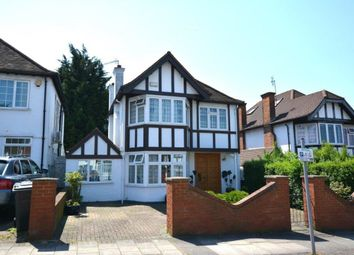 Thumbnail 4 bedroom detached house to rent in Edgeworth Avenue, London