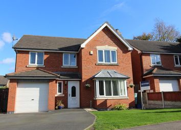 Thumbnail 4 bed detached house for sale in Meadowside, Frodsham, Cheshire