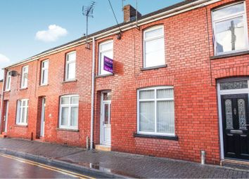Thumbnail 3 bed terraced house for sale in Wigan Terrace, Bryncethin
