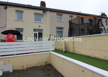Thumbnail 3 bed property for sale in Pritchard Terrace, Phillipstown, New Tredegar, Caerphilly.