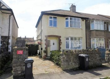 Thumbnail 2 bed flat for sale in Southend Road, Weston-Super-Mare
