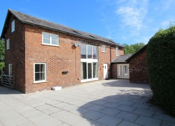 Thumbnail 4 bed detached house for sale in Moss Lane, Styal, Wilmslow