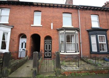 Thumbnail 5 bedroom terraced house for sale in Southbank Street, Leek, Staffordshre