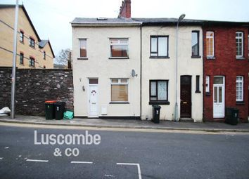Thumbnail 2 bed end terrace house to rent in King Street, Newport