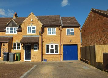 Thumbnail 4 bed terraced house for sale in Pavely Gardens, Paxcroft Mead, Trowbridge