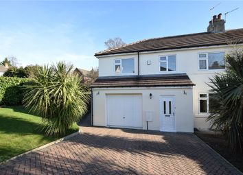Thumbnail 4 bed semi-detached house to rent in The Grove, East Keswick, Leeds, West Yorkshire