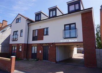 Thumbnail 2 bedroom flat for sale in Wick Road, Brislington, Bristol