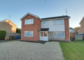Thumbnail 4 bedroom detached house to rent in Wauldby View, Swanland, North Ferriby