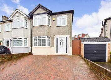 3 bed end terrace house for sale in Dorchester Close, Dartford, Kent DA1