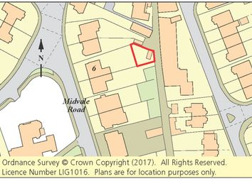 Thumbnail Land for sale in Land Rear Of 6 Midvale Road, Paignton, Devon