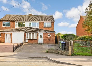 Thumbnail 3 bed semi-detached house for sale in School Street, Wolston, Coventry