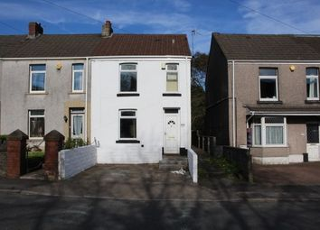 Thumbnail 3 bed property to rent in Llangyfelach Road, Swansea