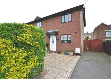 Thumbnail 2 bed semi-detached house for sale in Grotto Road, Market Drayton