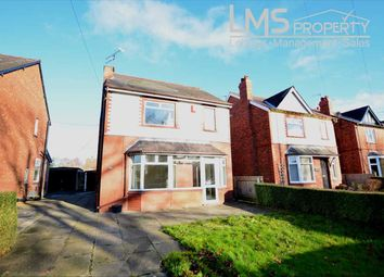 Thumbnail 3 bed detached house to rent in Delamere Street, Winsford