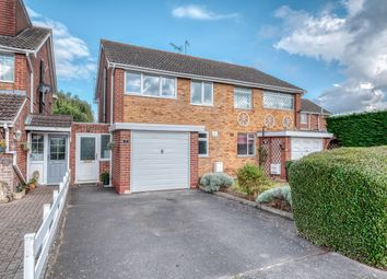 Thumbnail Semi-detached house to rent in Cloverdale, Stoke Prior, Bromsgrove