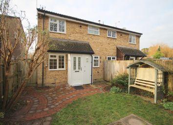 Ridgehurst Drive, Horsham RH12. 1 bed end terrace house for sale