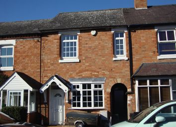 Thumbnail 2 bed terraced house to rent in Station Road, Knowle, Solihull