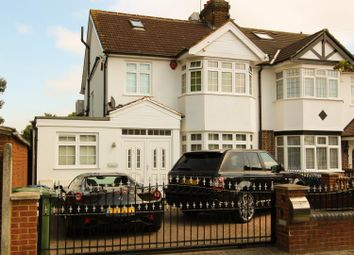 Thumbnail 4 bed semi-detached house for sale in The Drive, Harrow