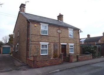Thumbnail 3 bed semi-detached house to rent in Carter Street, Sandy