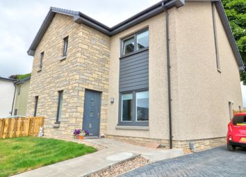 Thumbnail 3 bedroom semi-detached house for sale in Kilspindie Road, Dundee