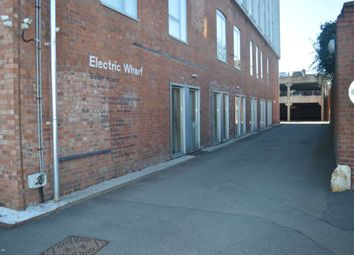 Thumbnail 2 bed flat to rent in Boiler House, Electric Wharf, Coventry
