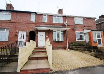 Thumbnail 3 bed town house for sale in Maureen Avenue, Tunstall, Stoke-On-Trent