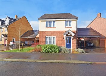 Thumbnail 4 bed detached house for sale in Hadleigh Street, Kingsnorth, Ashford