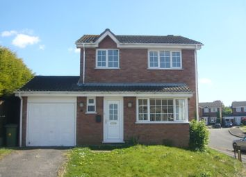 Thumbnail 3 bed detached house for sale in The Paddocks, Worksop