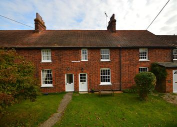 Thumbnail 3 bed terraced house to rent in Sudbury Road, Gestingthorpe, Halstead