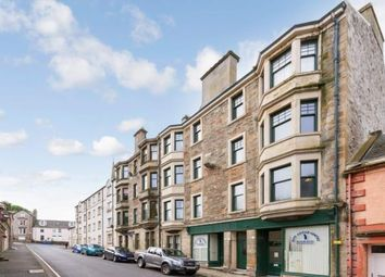 Thumbnail 1 bed flat for sale in Bishop Street, Rothesay, Isle Of Bute